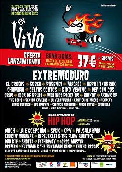 Festival En Vivo 2012