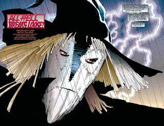 Scarecrow from Batman Legends of the Dark Knight Special Edition #1 from DC Comics