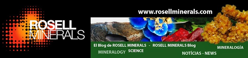 :: ROSELL MINERALS - Blog