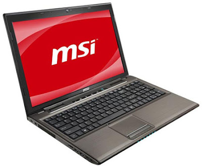 MSI GE620DX | Laptop for Gaming