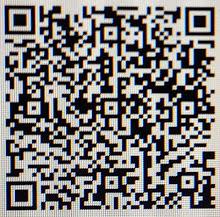 QR Code- JAAP maquetes