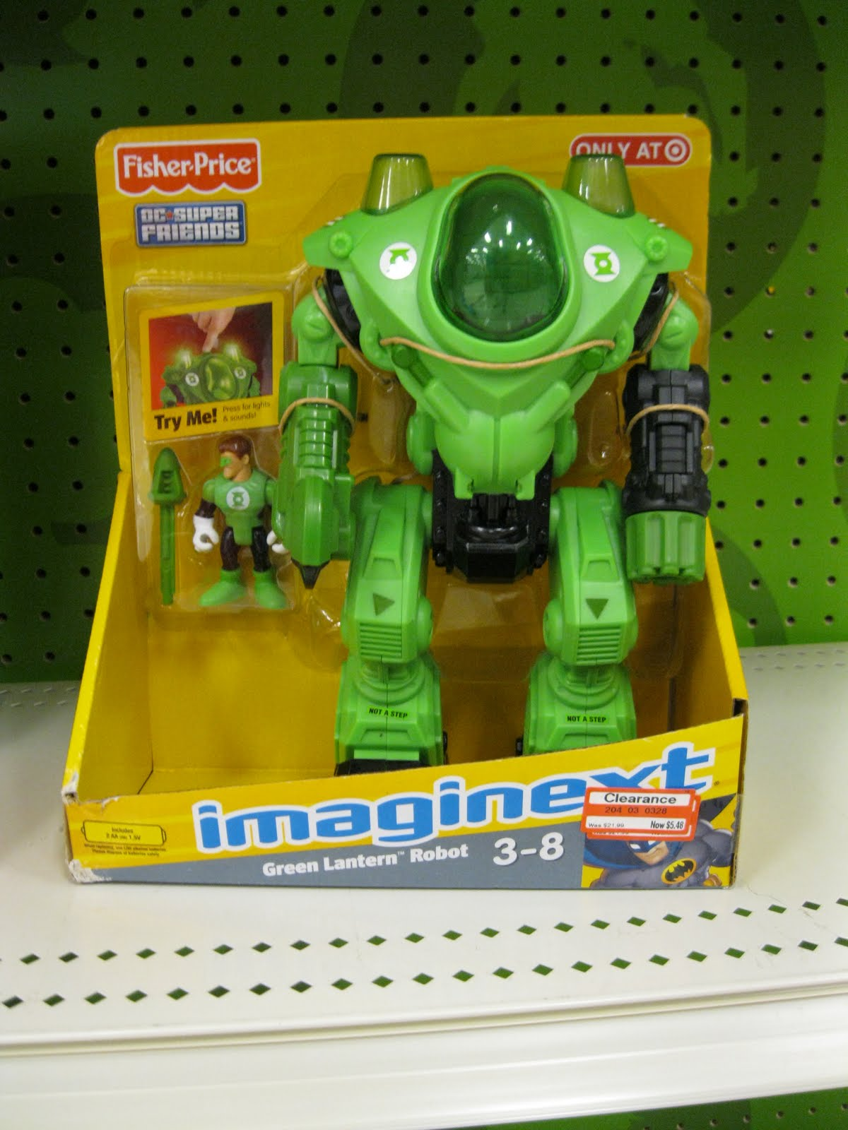 Target Toys For Boys Robots : Percent off target toy clearance july boys
