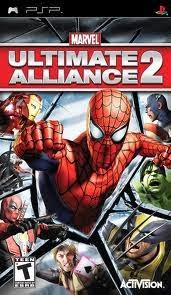 Download - Marvel - Ultimate Alliance 2 - PSP - ISO