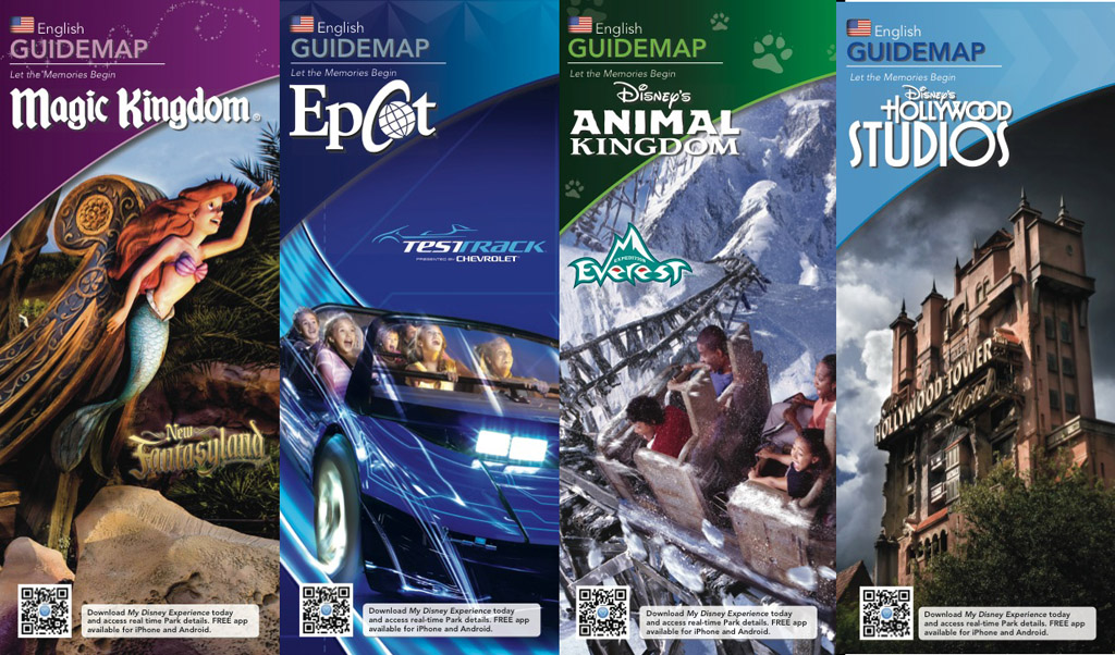 Parkscope the new walt disney world guide maps the new walt disney world guide maps gumiabroncs Gallery