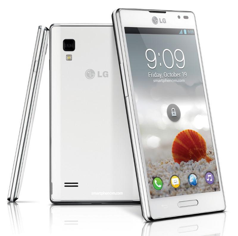 LG Optimus L9 Firmware