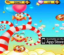 Most Addicting Game of the Month - Candy Bubble Pop