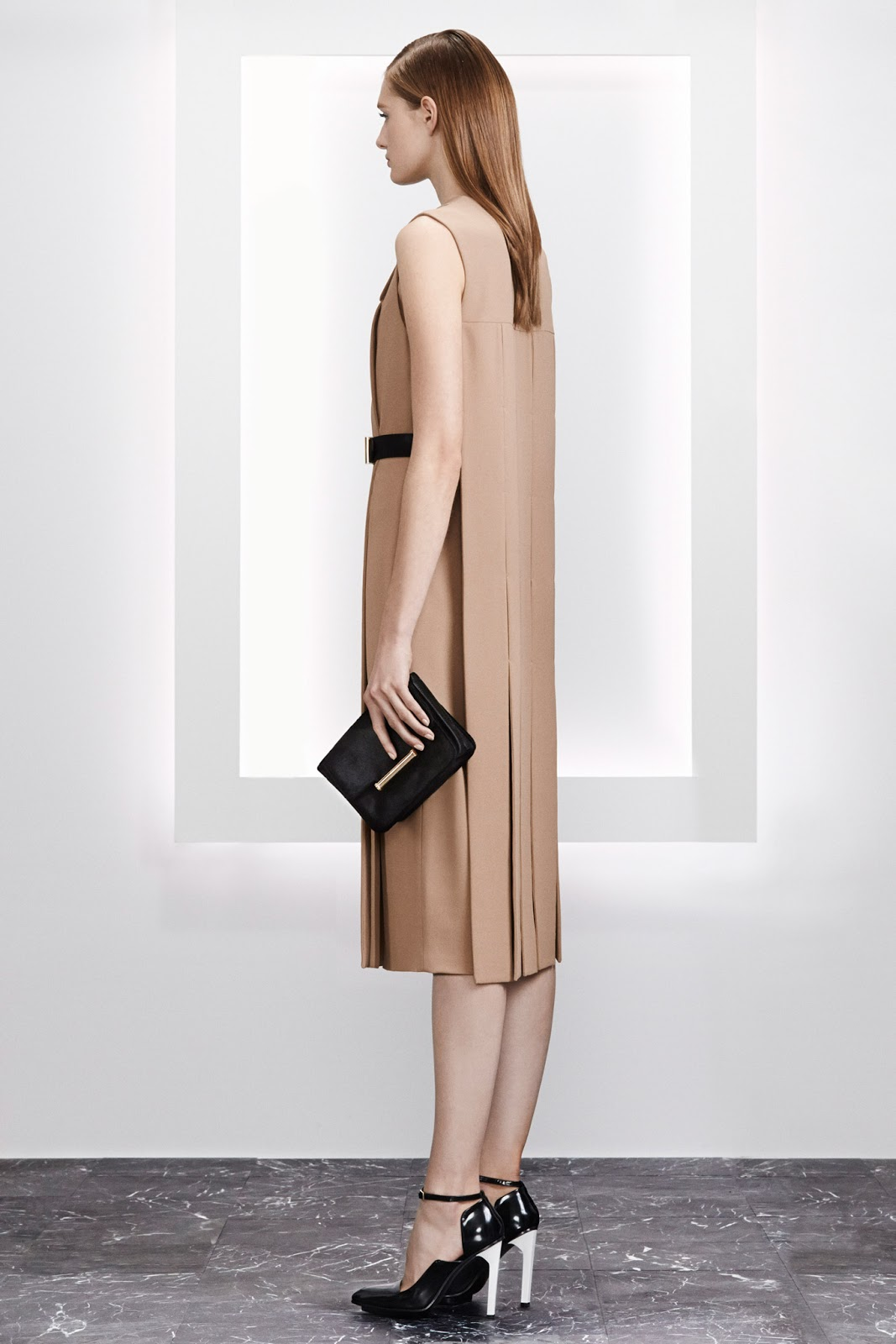 via fashioned by love | Jason Wu Pre-Fall 2015 | camel trends | 2015
