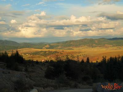 Panorama Toplita Tarnita