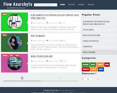 Flow Anarchyta