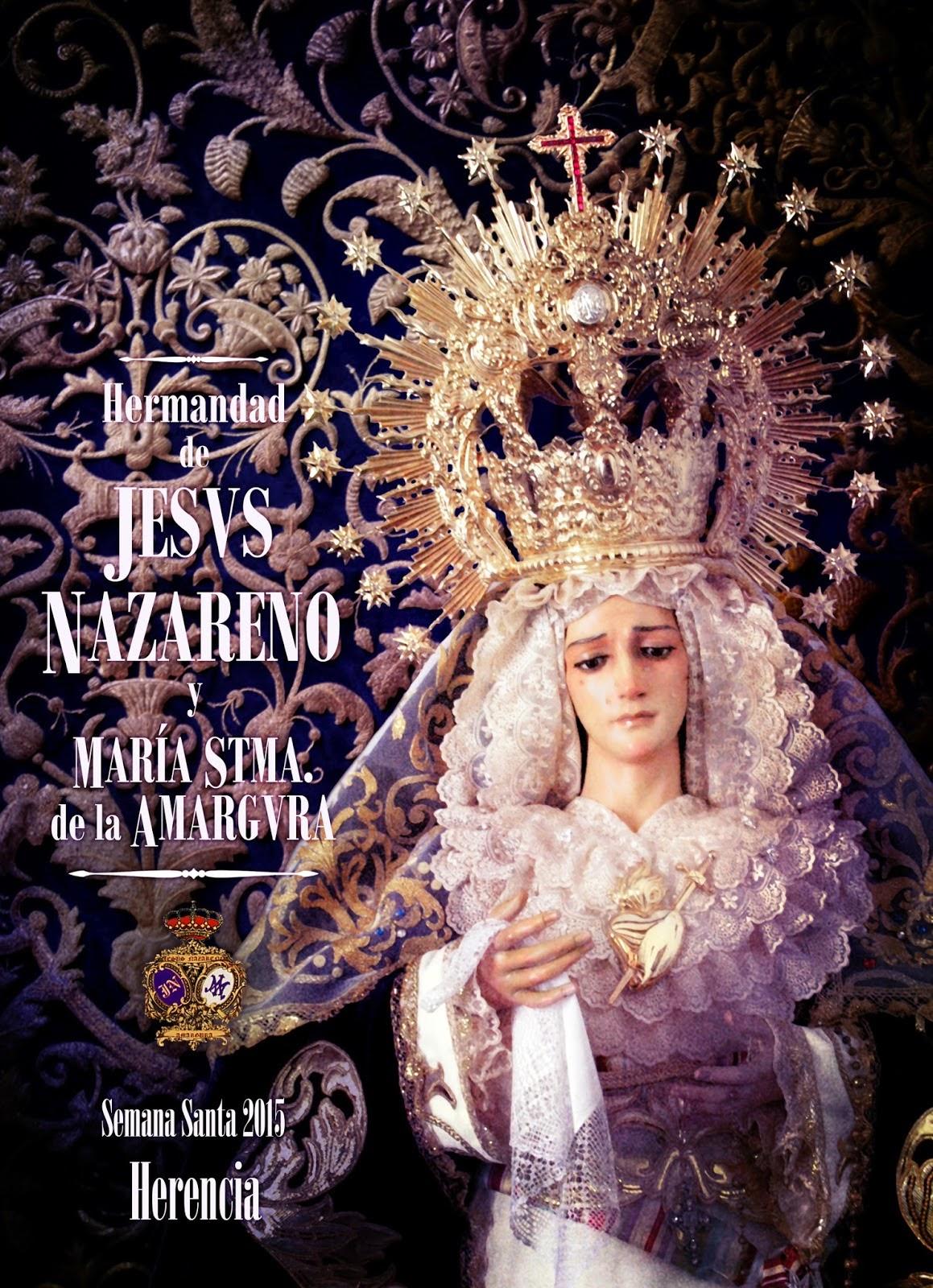 Cartel Semana Santa 2015.