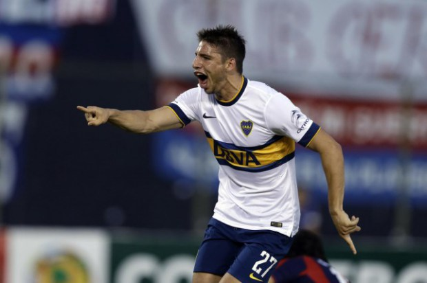 Jonathan Calleri looks set for Chelsea. (Picture: AP)