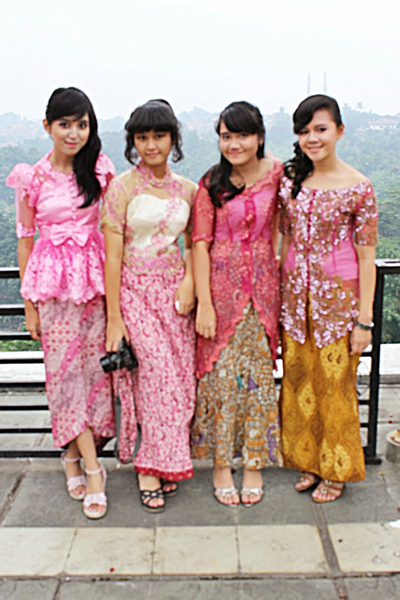 kebaya modis lengan pendek untuk remaja terbaru 2014 kebaya untuk para