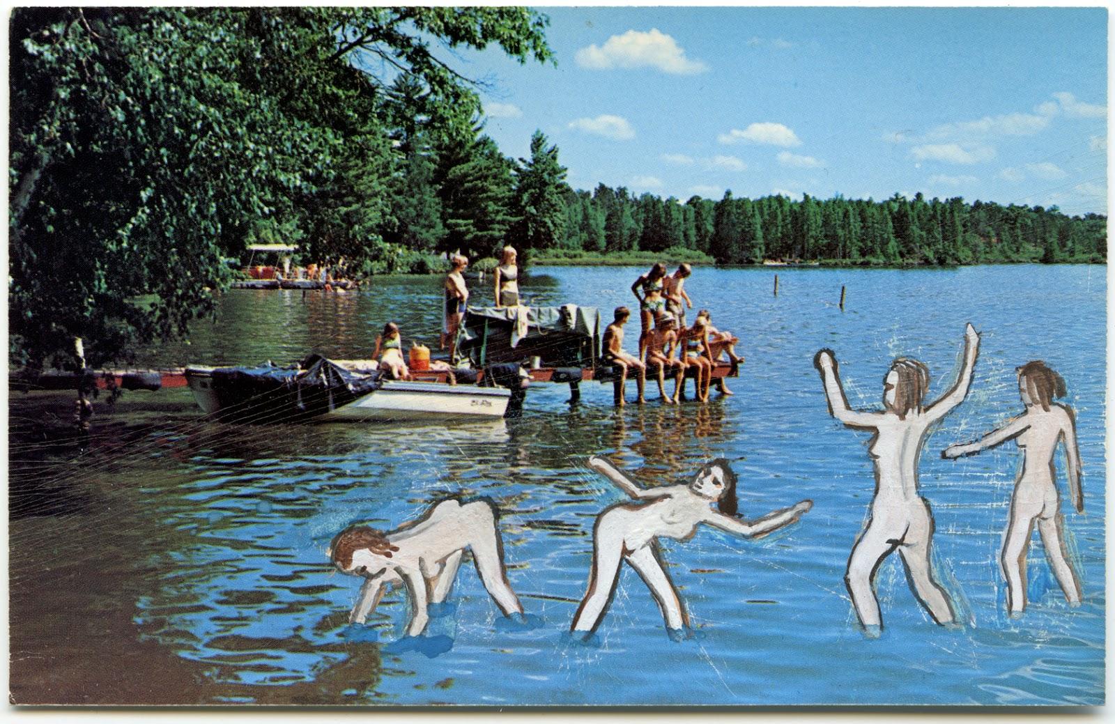 Nudist kids Pictures