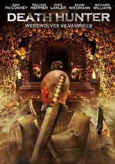 Watch Death Hunter: Werewolves vs. Vampires 2010 DVDRip Hollywood Movie Online | Death Hunter: Werewolves vs. Vampires 2010 Hollywood Movie Poster