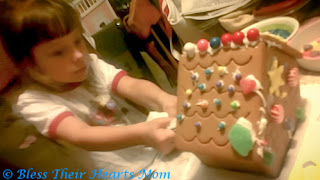 gingerbread house 2013 3