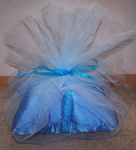 CCoatsofManyColours Ring Bearer Pillows By