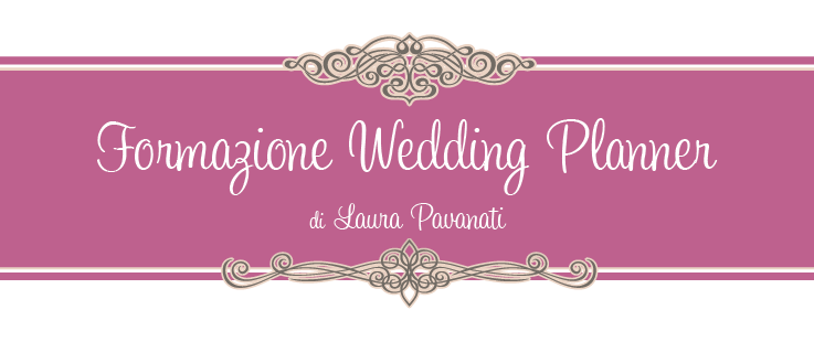Corsi per Wedding Planners
