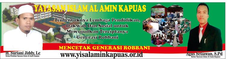 Yayasan Islam Al Amin Kapuas