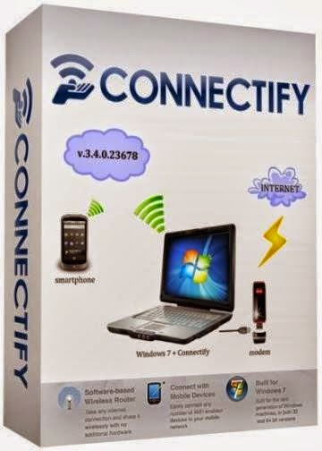 Connectify Hotspot & Dispatch Pro 9.1.0.32701 Full