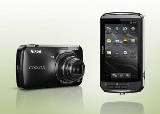 Nikon Coolpix S800c,kamera android, kamera digital android, kamera digital terbaik, Nikon, nikon android,