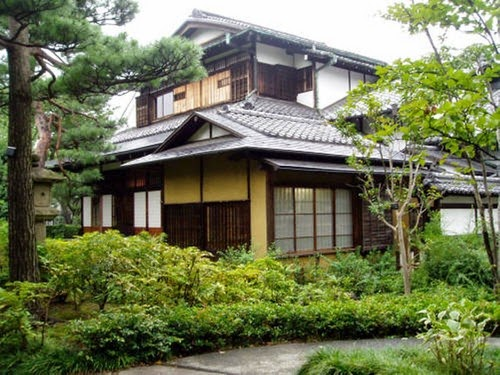 modern japanese house architecture designs ideas