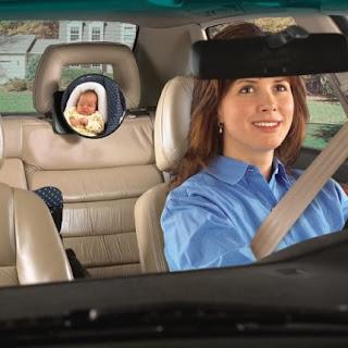 10 miroirs pour siège arrière Easy View de Diono