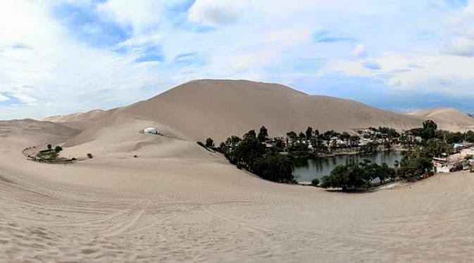 Huacachina Oasi