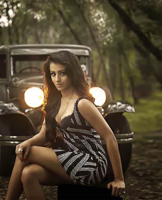 Trisha Photoshoot Collection