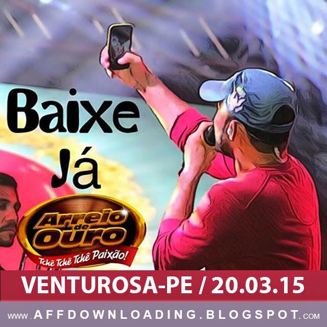 Arreio de Ouro – Venturosa – PE – 20.03.2015