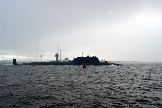 Yasen class SSGN