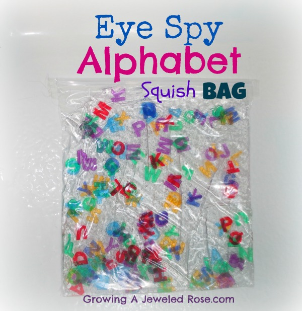 eye spy alphabet game