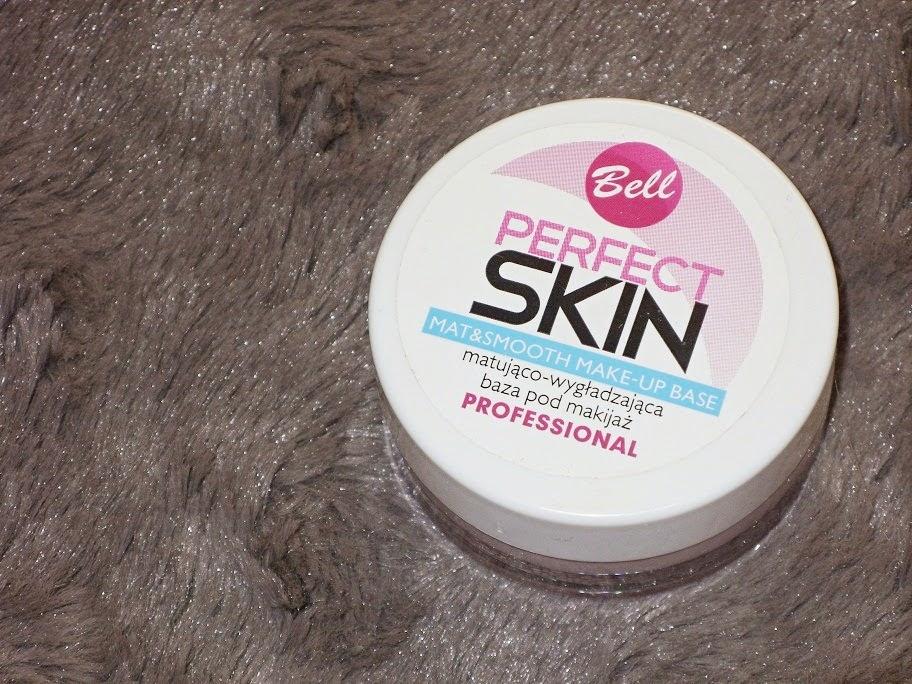 Baza matująco- wygładzająca pod makijaż Perfect Skin, Bell