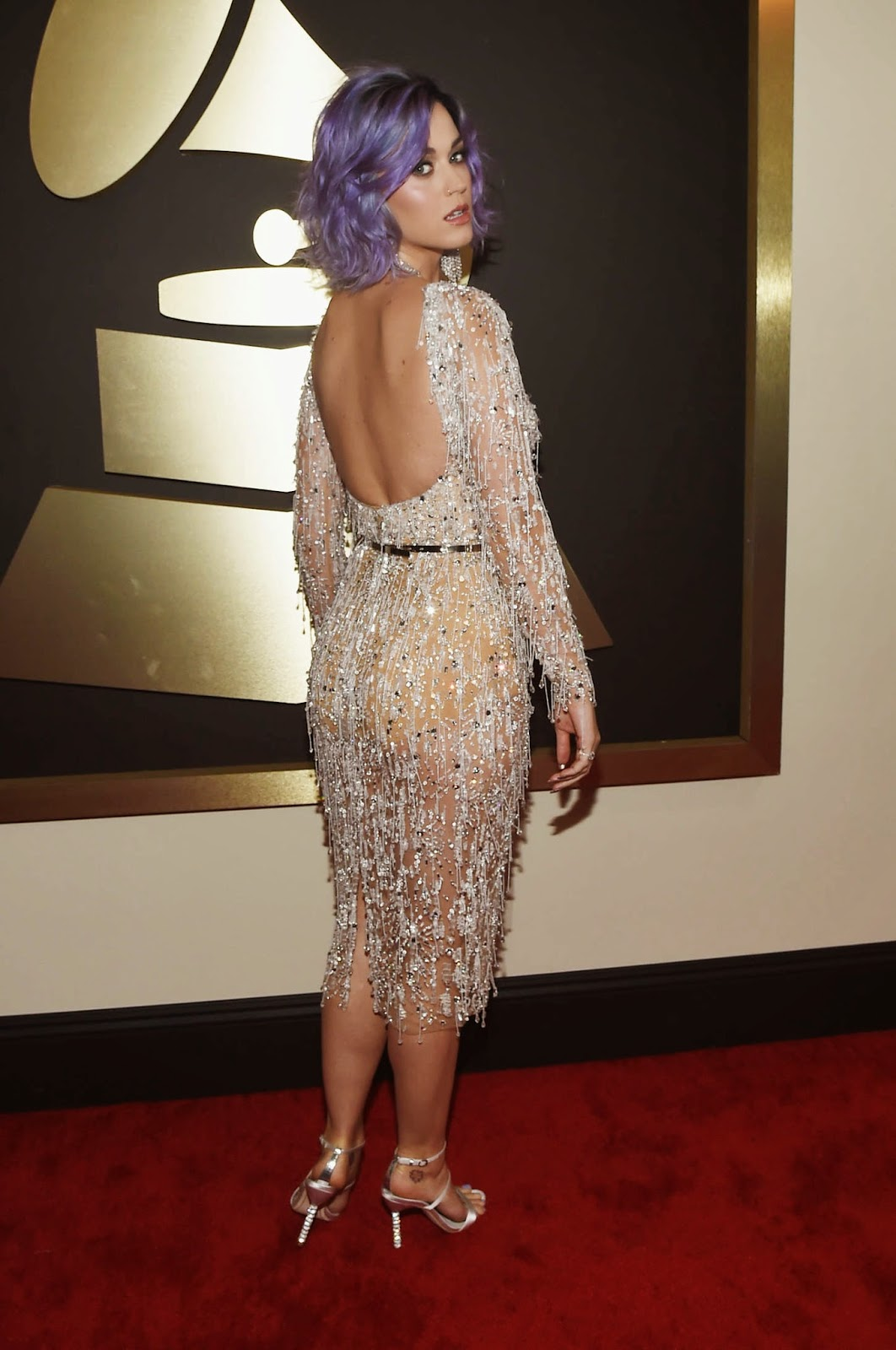 Katy Perry – 57th Annual GRAMMY Awards in Los Angeles