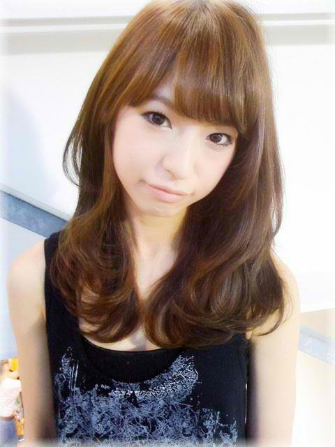 Haruna Ono New Hair