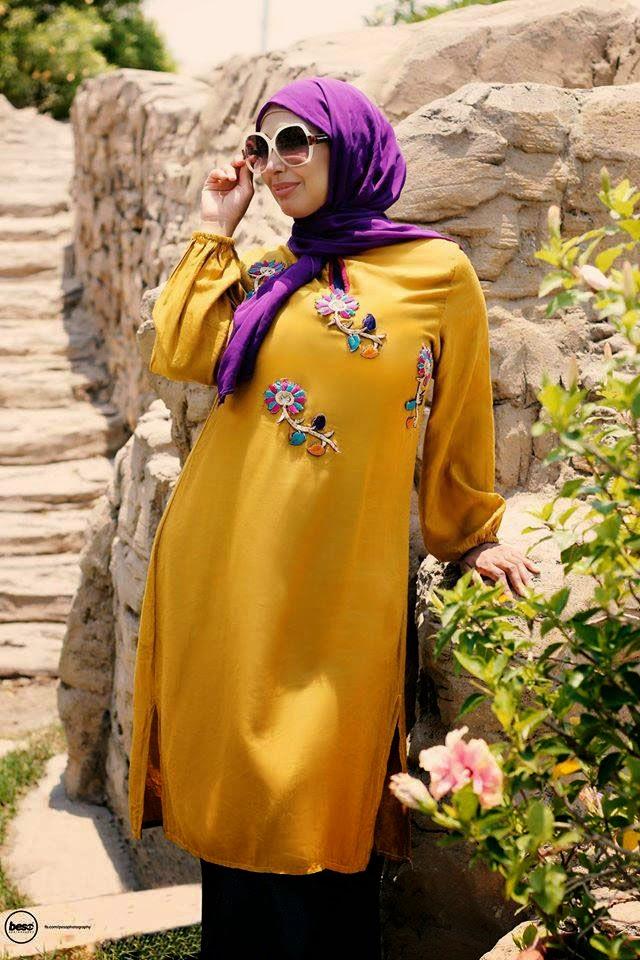 Modèle hijab