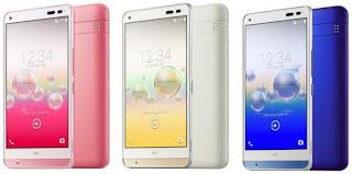 Ponsel Canggih dan Unik Android Kyocera DIGNO rafre