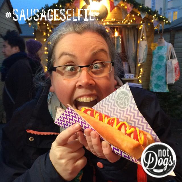 Sausage Selfie