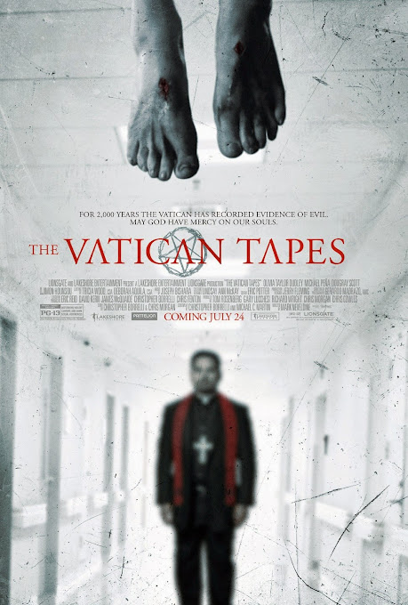 Exorcistas do Vaticano The Vatican Tapes