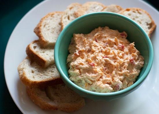 pimento cheese spread pimento cheese party spread spicy pimento cheese ...