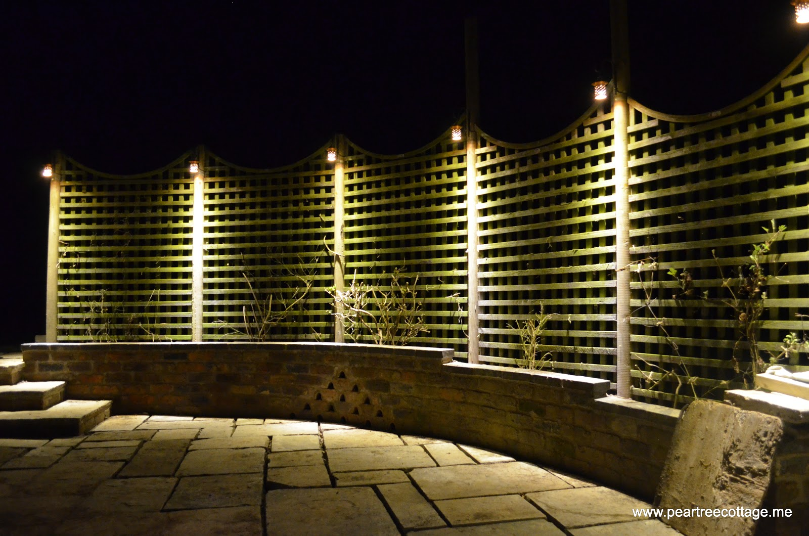 pergolas & trellis – Garden Lighting Design