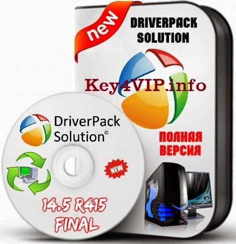 DriverPack Solution 14.6 R416 + Driver packs 14.06.1,Bộ Driver đầy đủ cho Windows XP tới Windows 8.1