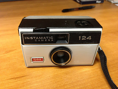 An Instamatic Camera