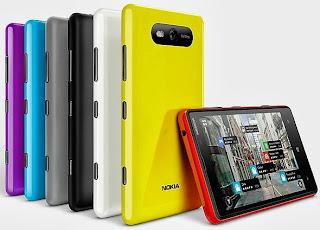 Harga Nokia Lumia 820 dan spesifikasinya