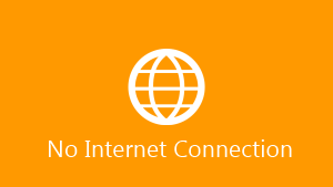 Logo No Internet Connection