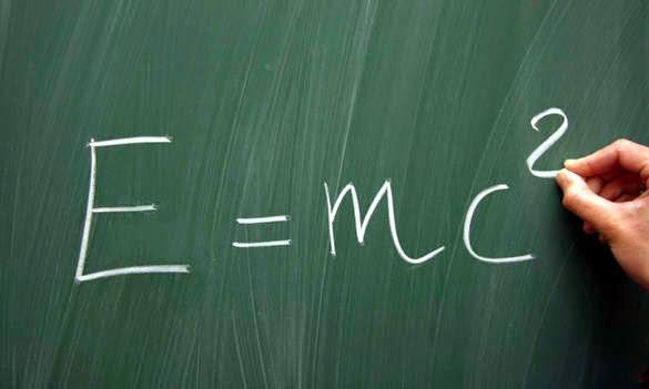 Einstein's e=mc2