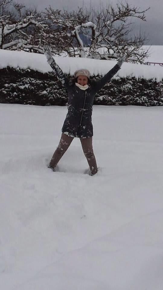 Inverno na Suíça!