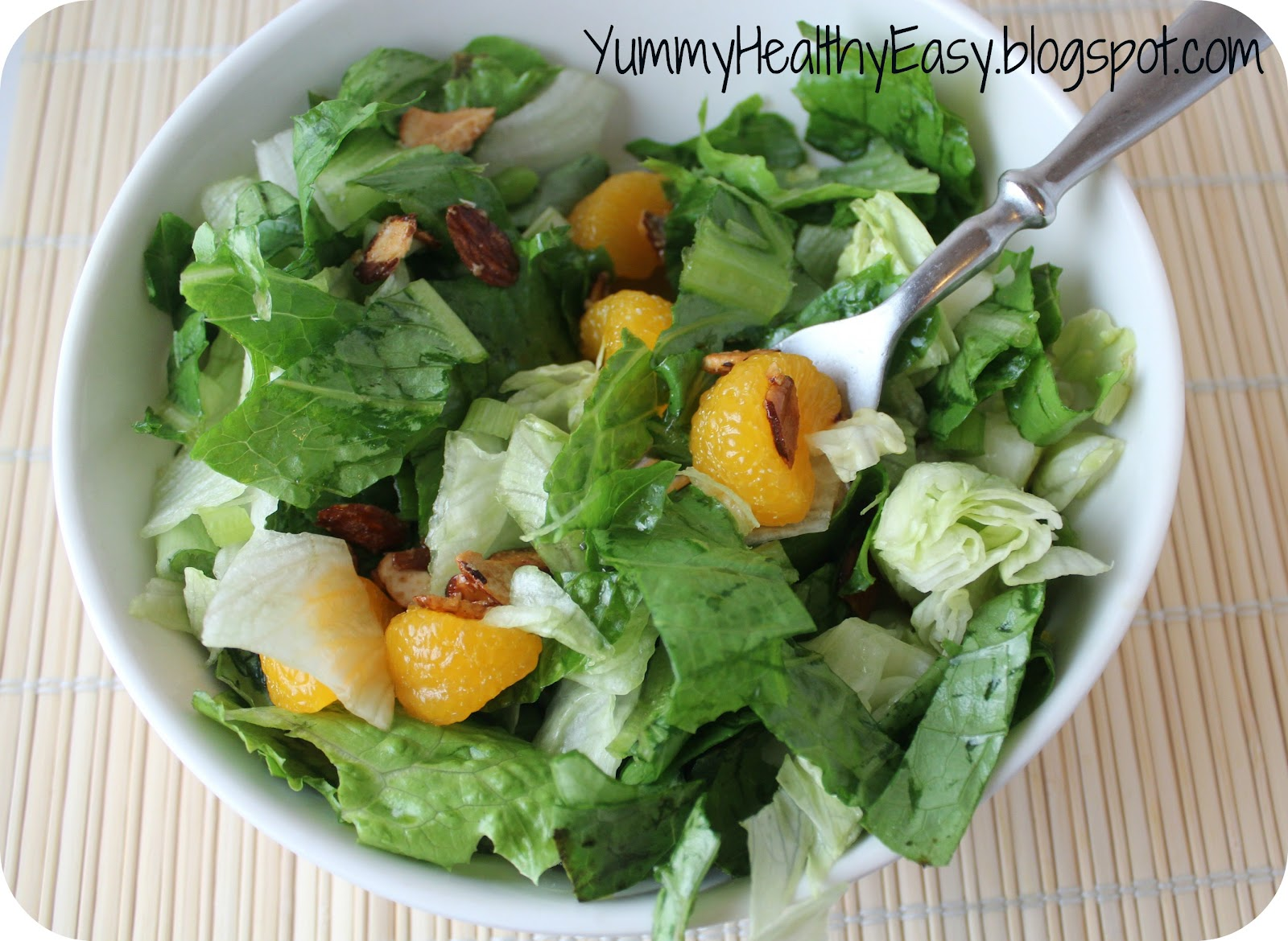 recipe: mandarin orange almond salad dressing recipe [5]