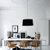 Danish apartment: monochrome and wood