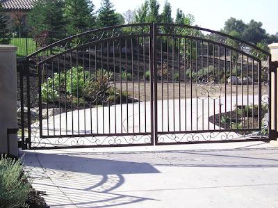 Sensor Driveway Gate