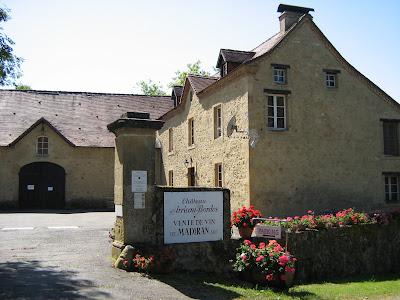 chai Château d'Arricau-Bordes